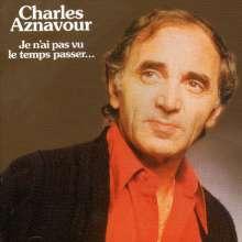 Charles Aznavour: Je N'ai Pas Vu Le Temps, CD