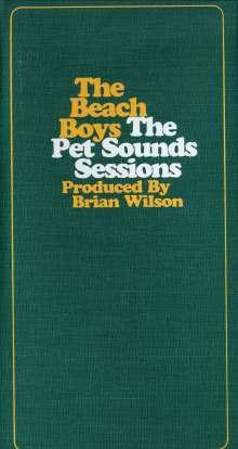 The Beach Boys: Pet Sounds Sessions, 4 CDs