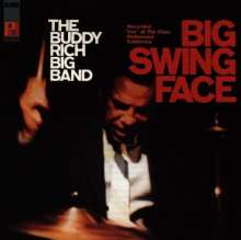 Buddy Rich (1917-1987): Big Swing Face, CD