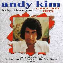 Andy Kim: Baby,I Love You, CD