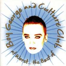 Boy George: At Worst ... Boy George & Culture Club, CD