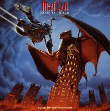 Meat Loaf: Bat Out Of Hell II: Back Into Hell, CD
