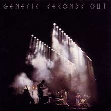 Genesis: Seconds Out (remastered), 2 CDs