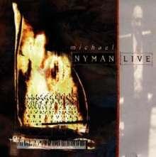 Michael Nyman (geb. 1944): Live, CD