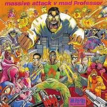 Massive Attack: No Protection, CD