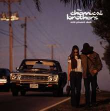 The Chemical Brothers: Exit Planet Dust, CD