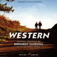 Bernardo Sandoval: Filmmusik: Western (Ost), CD