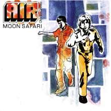 Air: Moon Safari (remastered) (180g), LP