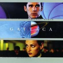 Michael Nyman (geb. 1944): Gattaca - Soundtrack, CD