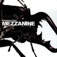 Massive Attack: Mezzanine, CD
