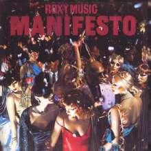 Roxy Music: Manifesto, CD