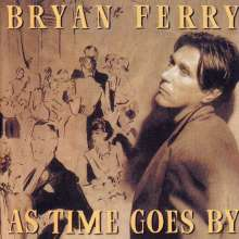 Bryan Ferry: As Time Goes By, CD