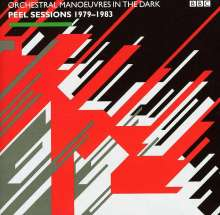 OMD (Orchestral Manoeuvres In The Dark): The Peel Sessions, CD