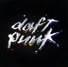 Daft Punk: Discovery, 2 LPs