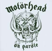 Motörhead: On Parole, CD