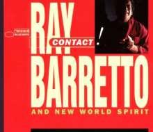 Ray Barretto (1929-2006): Contact, CD