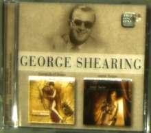 George Shearing (1919-2011): Burnished Brass / Satin Brass, CD