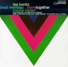 Lee Konitz, Brad Mehldau & Charlie Haden: Alone Together, CD