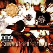 Gang Starr: Moment Of Truth, CD