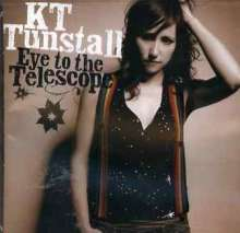 KT Tunstall: Eye To The Telescope, CD