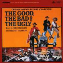 Filmmusik: The Good, The Bad & The Ugly, CD