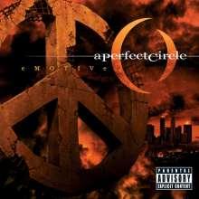 A Perfect Circle: Emotive, CD