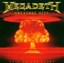 Megadeth: Back To The Start - Greatest Hits, CD