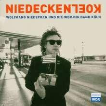 Wolfgang Niedecken: Niedecken Köln, CD