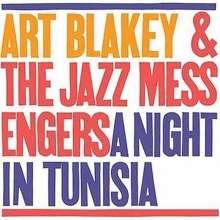 Art Blakey (1919-1990): A Night In Tunisia, CD