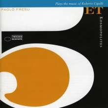 Paolo Fresu (geb. 1961): Kosmopolites, CD