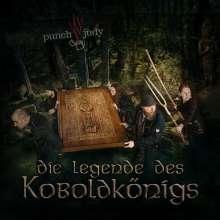 Punch'N'Judy: Die Legende des Koboldkönigs, CD