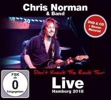 Chris Norman: Don't Knock The Rock Tour: Live Hamburg 2018, 3 CDs