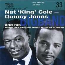 Nat King Cole & Quincy Jones: Recorded Live In Zurich 1960, CD