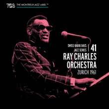 The Ray Charles Orchestra: Swiss Radio Days Jazz Series Vol.41: Zurich 1961, CD