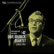 Dave Brubeck (1920-2012): Swiss Radio Days Jazz Series Vol. 42: Zurich 1964, CD