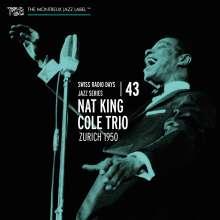 Nat King Cole (1919-1965): Zürich 1950  (Swiss Radio Days Jazz Series Volume 43), CD