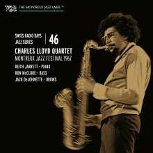 Charles Lloyd (geb. 1938): Swiss Radio Days Jazz Series Vol. 46: Montreux Jazz Festival, June 18, 1967, 2 CDs