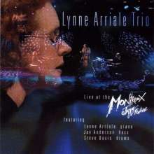 Lynne Arriale (geb. 1957): Live At The Montreux Jazz Festival, CD