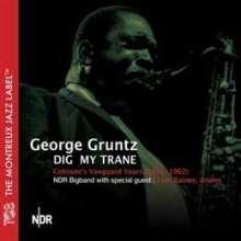 George Gruntz (1932-2013): Dig My Trane (Coltrane's  Vanguard Years 1961 - 1962), CD