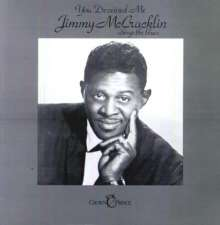 Jimmy McCracklin: You Deceived Me, LP
