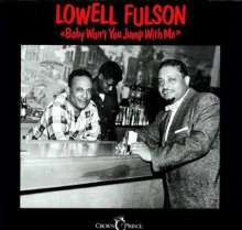 Lowell Fulson: Baby Won't You Jump With Me, 2 LPs