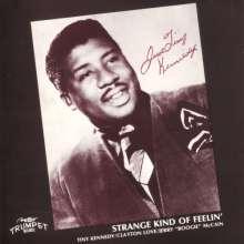 "Tiny Kennedy/Clayton Love/Jerry ""Boogie"" McCain: Strange Kind Of Feelin, CD"