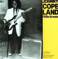 Johnny Copeland: I'll Be Around, LP