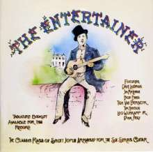 The Entertainer, CD