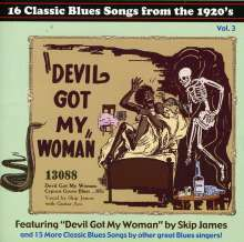 Devil Got My Woman / Va: Devil Got My Woman / Various, CD