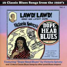 Dope Head Blues / Vario: Dope Head Blues / Various, CD