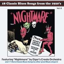 Nightmare, CD