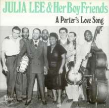Julia Lee: Porter's Love Song, LP