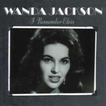 Wanda Jackson: I Remember Elvis, LP