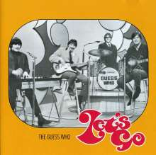 The Guess Who: Let's Go (The Cdc Years, CD